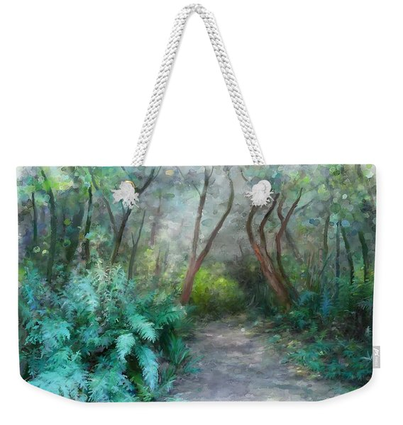 In The Bush Weekender Tote Bag