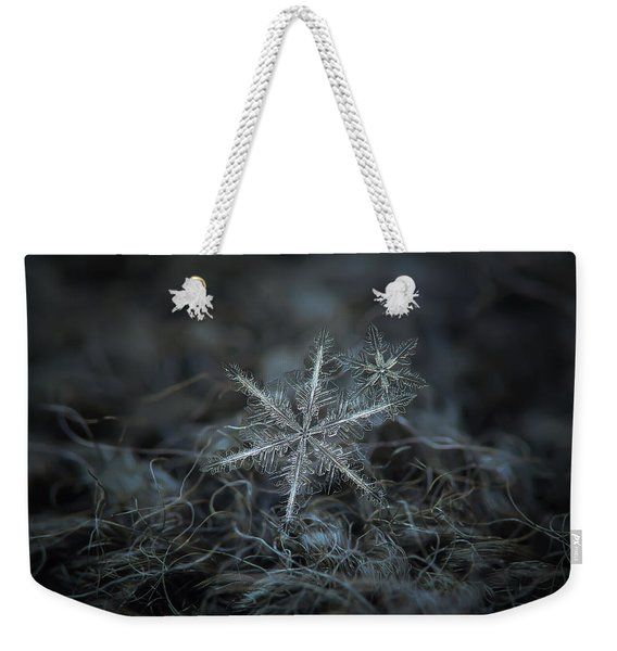 Stars In My Pocket Like Grains Of Sand Weekender Tote Bag