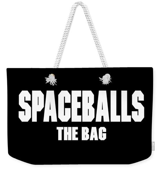 Spaceballs Branded Products Weekender Tote Bag