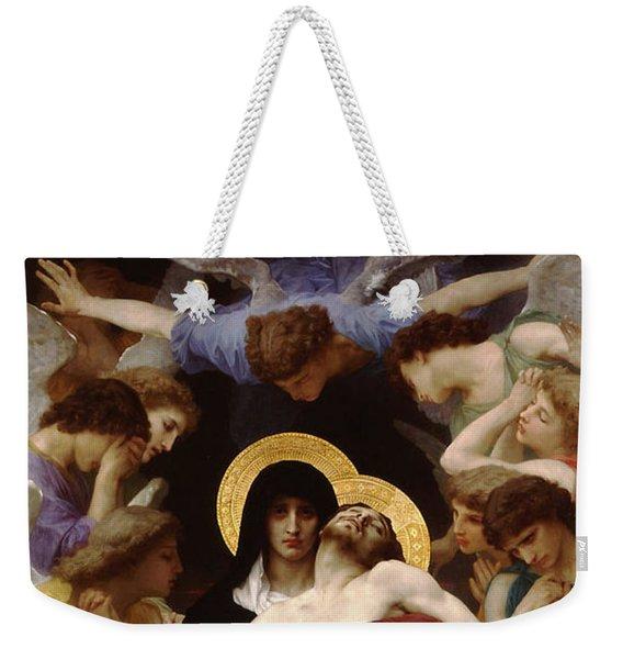 Pieta 1876 Weekender Tote Bag