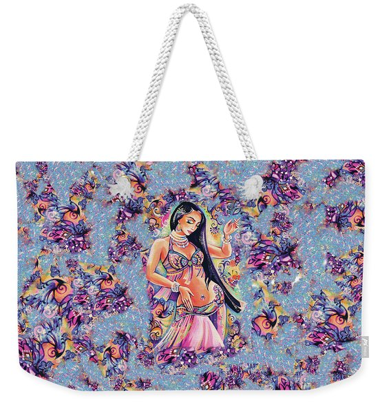 Dancing In The Mystery Of Shahrazad Weekender Tote Bag