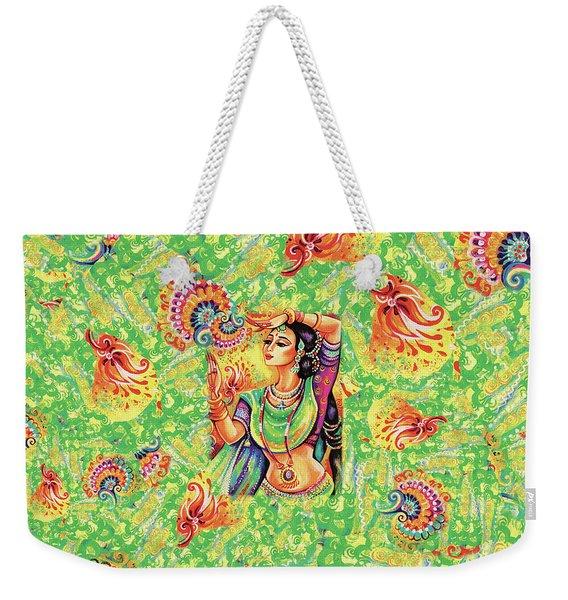 The Dance Of Tara Weekender Tote Bag