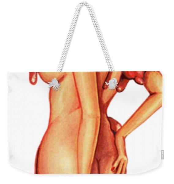 Sundae Best IIi Weekender Tote Bag