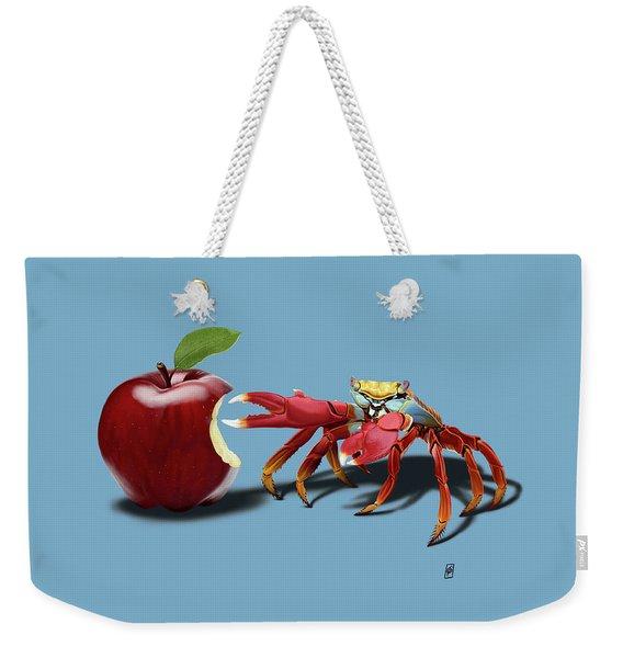 Core Colour Weekender Tote Bag