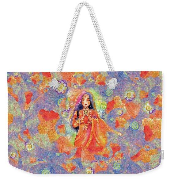 Seashell Wish Weekender Tote Bag