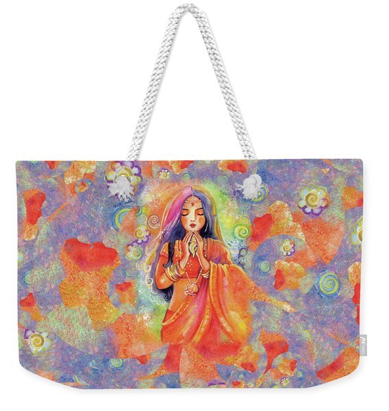 Seashell Wish Weekender Tote Bag