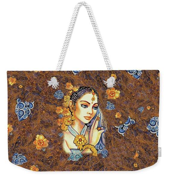 Amari Weekender Tote Bag