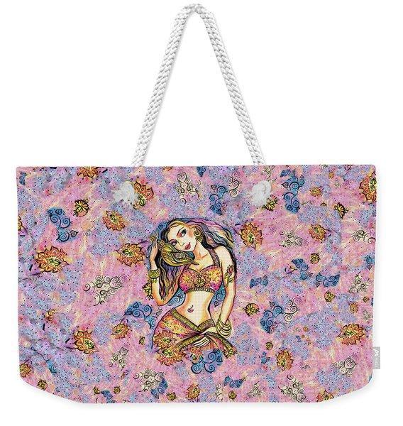 Karishma Weekender Tote Bag