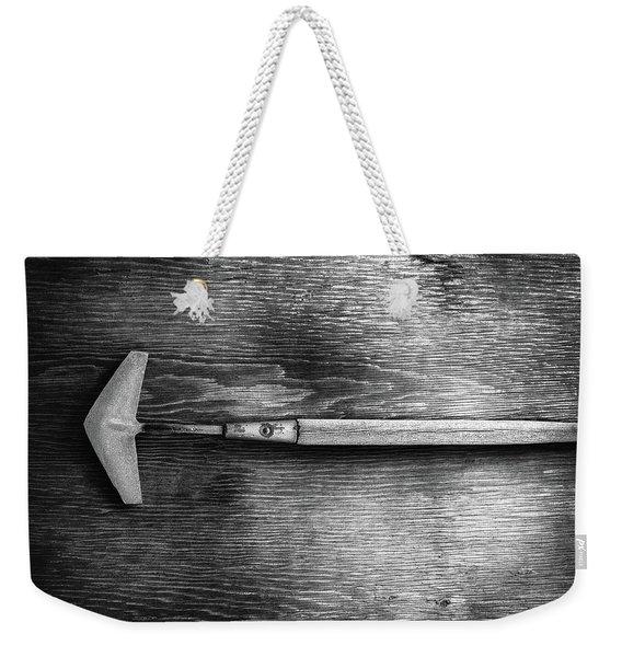 Winged Weeder IIi Weekender Tote Bag