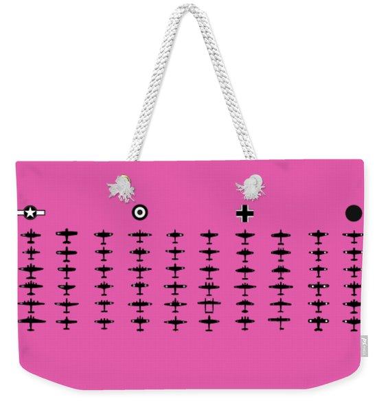 How To Identify Warplanes Weekender Tote Bag