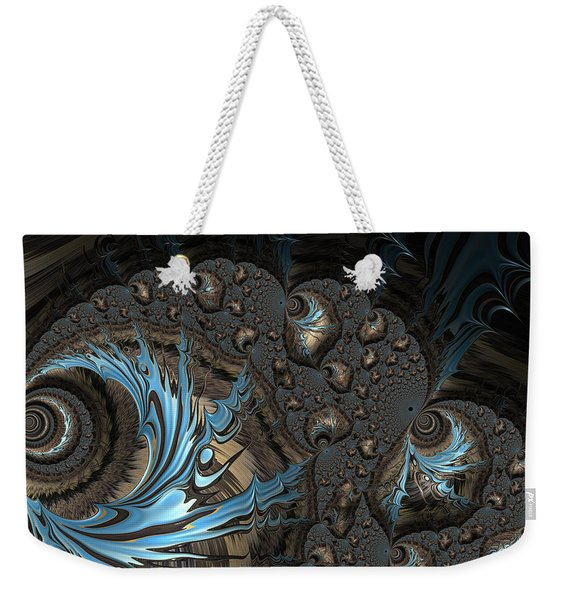 The Drama Between Earth And Sky Weekender Tote Bag