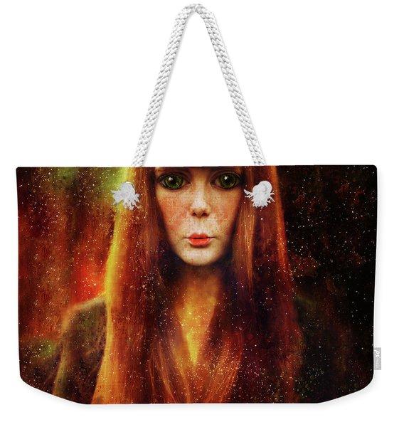 Star Dreamer Weekender Tote Bag