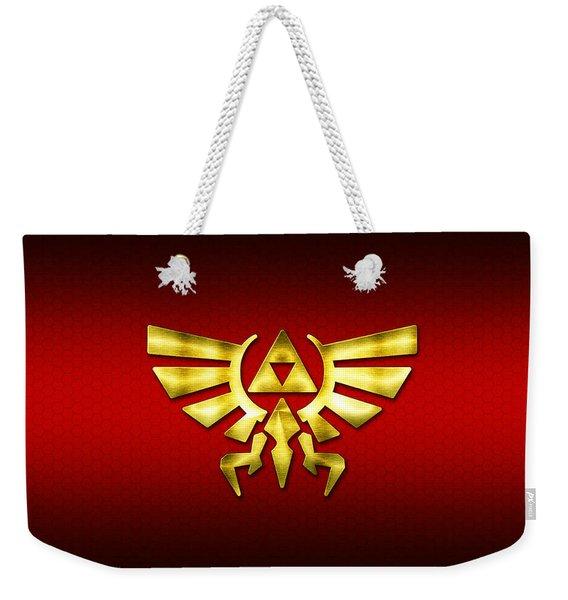 Zelda Link Weekender Tote Bag