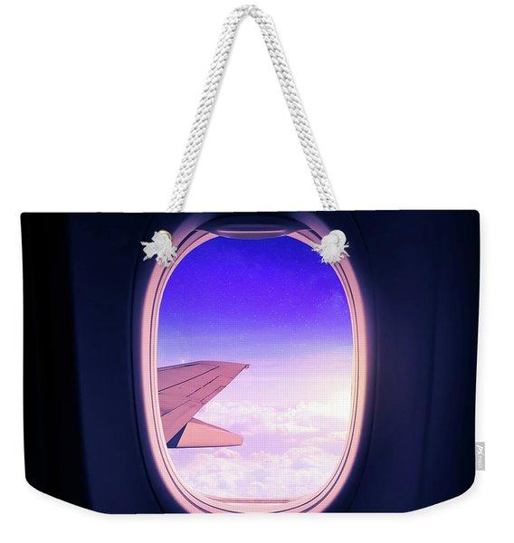 Travel The World Weekender Tote Bag