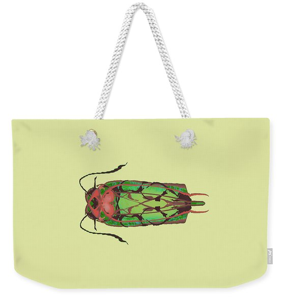 Dread Bug Specimen Weekender Tote Bag