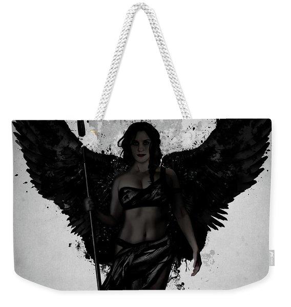Dark Valkyrja Weekender Tote Bag