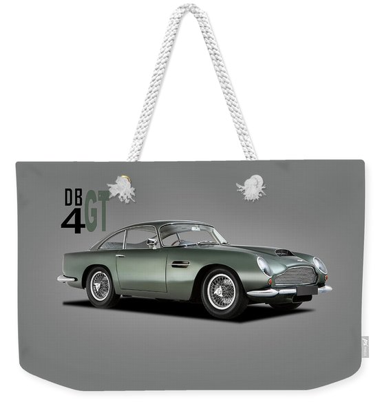 The Db4gt Weekender Tote Bag