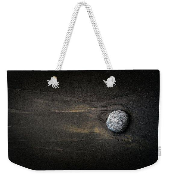 Single Stone Weekender Tote Bag