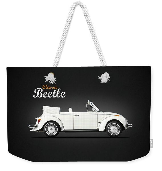 The Classic Beetle Weekender Tote Bag