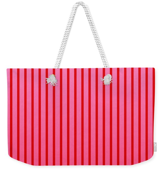 Strawberry Jelly Weekender Tote Bag