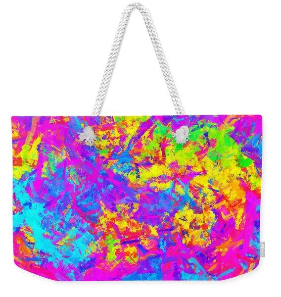 Gracefully Weekender Tote Bag