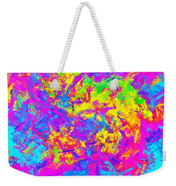 Gracefully Weekender Tote Bag