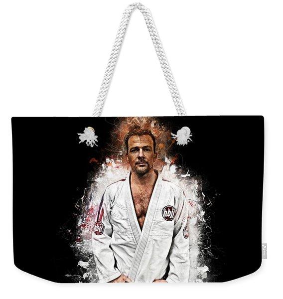 Bjj Flanery Weekender Tote Bag