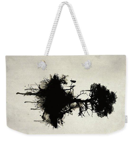 Last Tree Standing Weekender Tote Bag