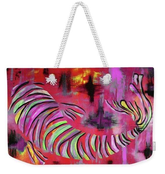 Jewel Of The Orient #3 Weekender Tote Bag