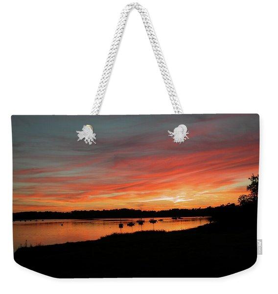 Arzal Sunset Weekender Tote Bag