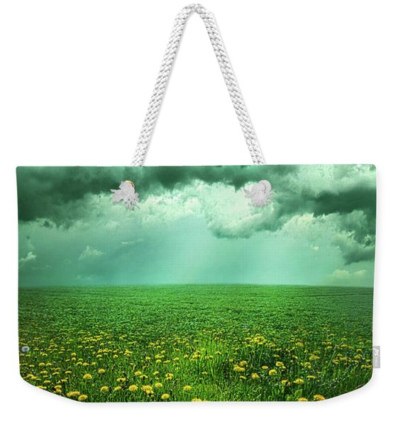 As The Roads Fade Away Weekender Tote Bag