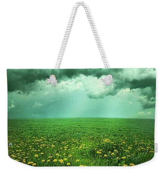 As The Roads Fade Away Weekender Tote Bag