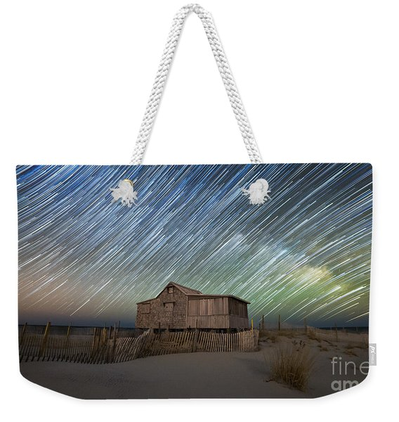 As The Stars Passed By  Weekender Tote Bag