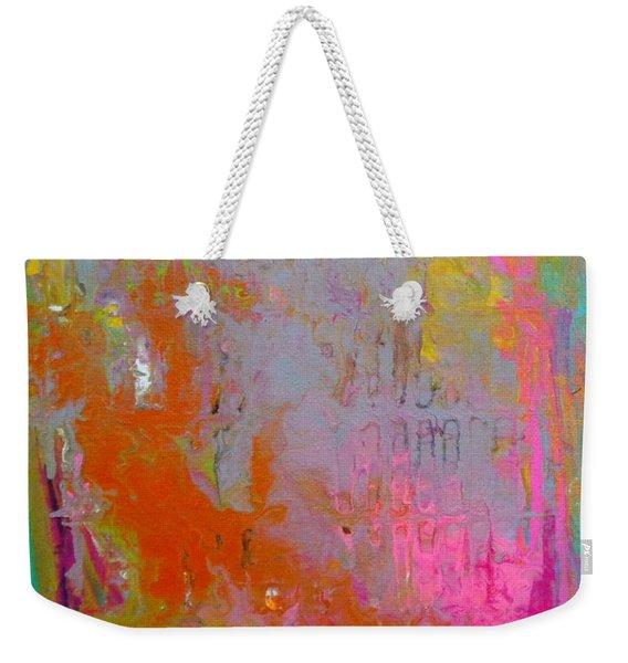 Ascend Weekender Tote Bag