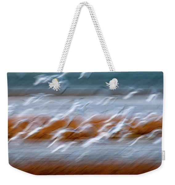 Ascension Weekender Tote Bag