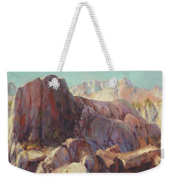 Ascension Weekender Tote Bag