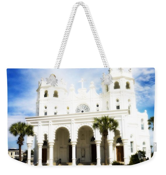 Ascension Sunday Weekender Tote Bag