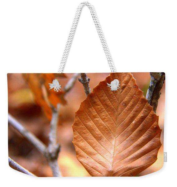 Ash Creek Weekender Tote Bag