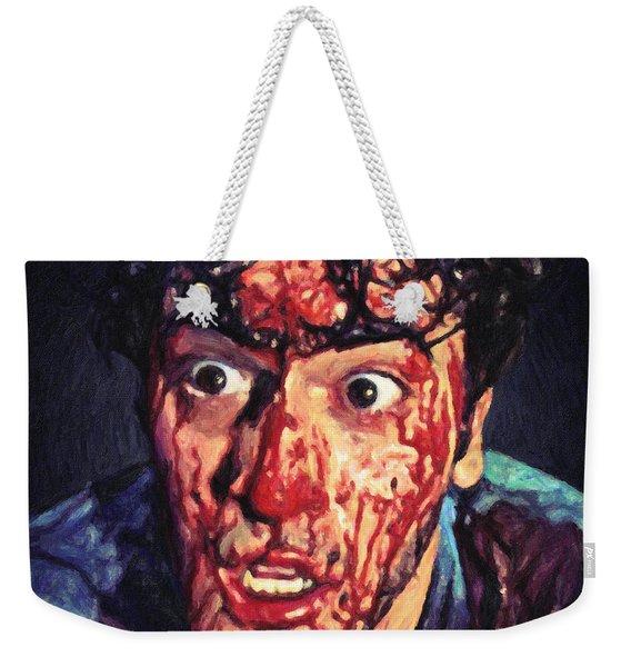 Ash Williams Weekender Tote Bag