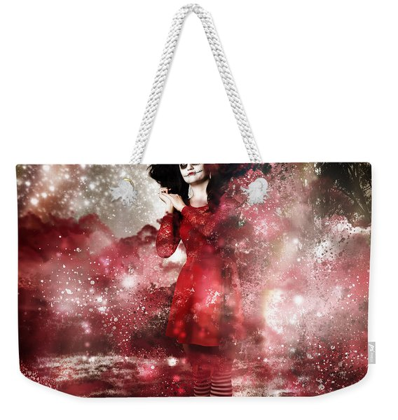 Ashes To Ashes And Dust To Dust Weekender Tote Bag
