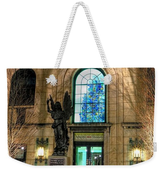 Asheville Art Museum Weekender Tote Bag