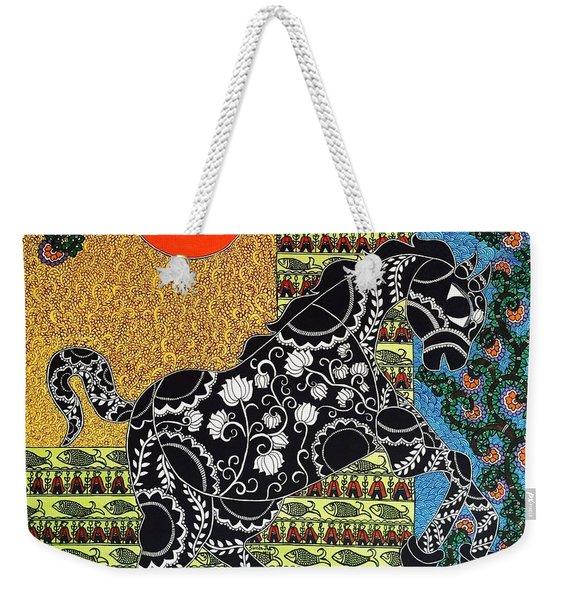 Ashvabhatta Weekender Tote Bag