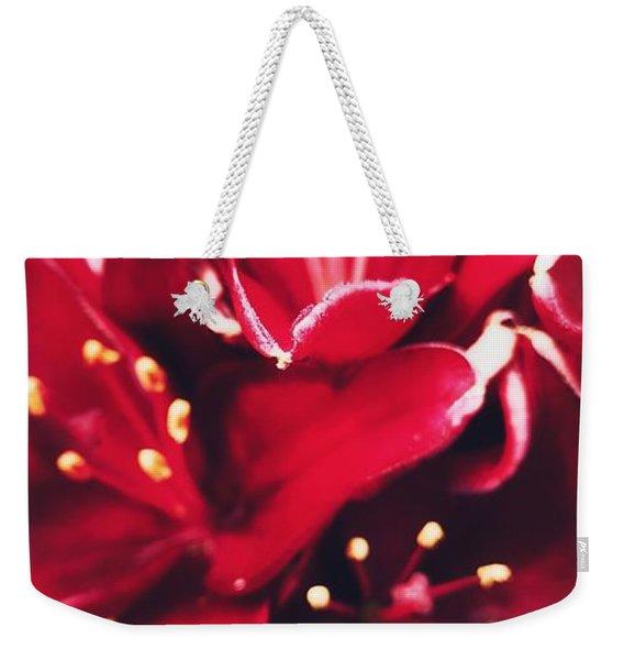 Asiatic Lilies Weekender Tote Bag