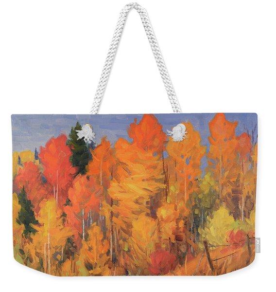 Aspen Riot Weekender Tote Bag