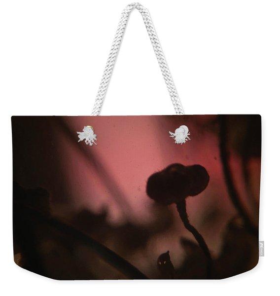 Aspiration With Ghost Weekender Tote Bag