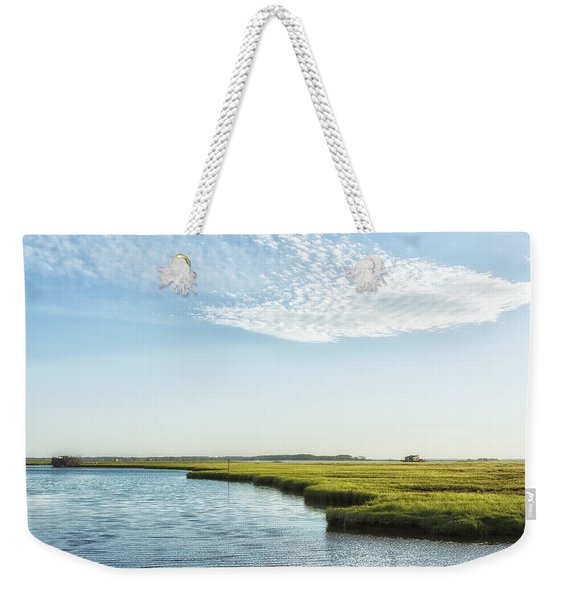 Assateague Island Weekender Tote Bag