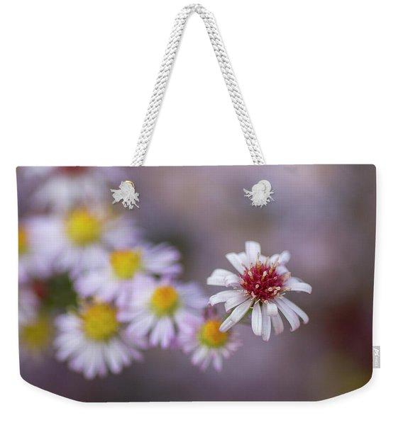 Aster  Weekender Tote Bag