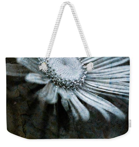 Aster On Rock Weekender Tote Bag