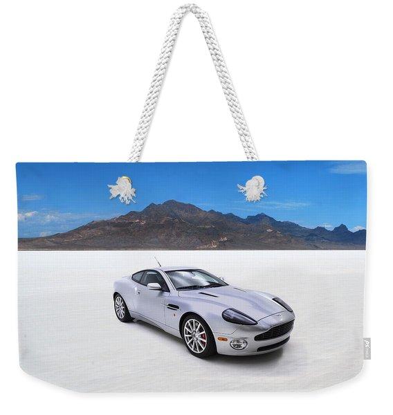 Aston Martin Vanquish Weekender Tote Bag