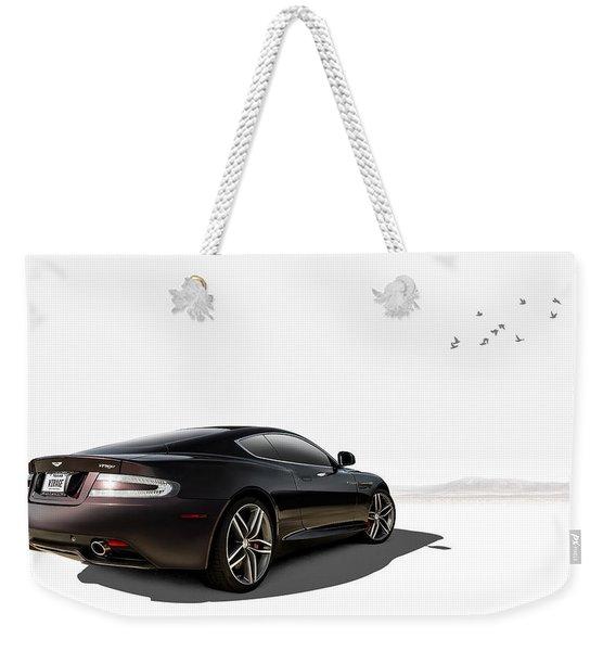 Aston Martin Virage Weekender Tote Bag